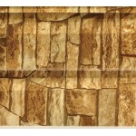 Сайдинг Брус Цвет Камень (3,0м)