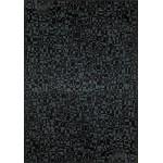 Кафель Глосси черная 280*400*8 /11шт (0,112 м2)