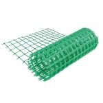 Сетка садовая пластмассовая 1,0м*10м 15*15 зелен (Мегаспан)