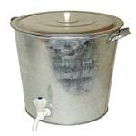 Бак оцинкованный для воды 32л (01552)