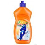 Жидкость д/посуды АОС 500мл Апельсин и Мята