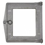 Дверка топочная ДТ-4с со стеклом 250*280 (Рубцовск/Литком) (63427)