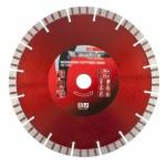 Диск алмазный 115*22 мм Турбо-сегментный, сухая резка Matrix 73140