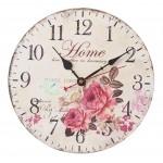 Часы настенные IRIT IR-642 Розы 34см