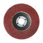 Диск лепестковый по металлу Р 100 125х22мм ЛУГА 11600л