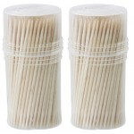 Зубочистки  в пластиковой банке
