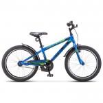 Велосипед 20 Stels Pilot-410 Z010 синий 4241463