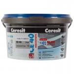 Затирка Ceresit 2кг графит СЕ А 40 противогрибковая