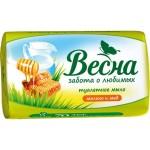 Мыло туалетное ВЕСНА 90г Молоко и мед