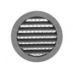 Решетка вент кругл.алюм 100 мм 10РКМ
