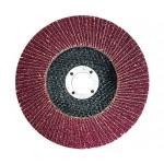Диск лепестковый Р 60 125х22мм (БАЗ) 74005