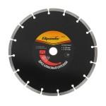 Диск алмазный 230*22,2 мм сегментный, сухой рез SPARTA /731155