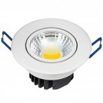 Даунлайт LED-DL-3-4000 ECO 3W 4000K квадратный 86мм