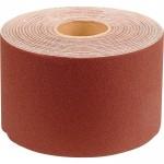 Бумага наждачная 115мм (Р80) рулон 50м Мирокс