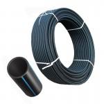 Труба ПНД  20*2,0  SDR11-16атм. 100 (200) метров черная