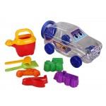 Набор детский для игры с песком Джип М5746, М5747