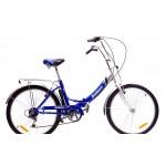 Велосипед 2-х колесный 6-ти скорост АВТ-2612 (26-6)