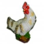 Фигурка садовая Курица (33*32)