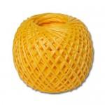 Шпагат полипропиленовый 2мм*100м желтый