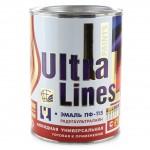 Эмаль ПФ-115 вишневая (Таганрог) 0,8 кг/14 Ultra Lines