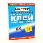 Клей обойный Мастер флизелин 200г