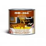 Эмаль ПФ-266 красно-коричневая 5кг/4шт FARBITEX