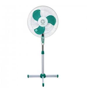 Вентилятор напольный EN-1659 зеленый 3 скорости