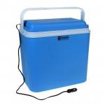 Холодильник автомобильный Torso синий 24л. 1060249