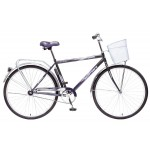 Велосипед 28 Novatrack Fusion коричневый 1103431
