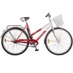 Велосипед 28 Novatrack Lady Fiesta красный 1103427