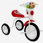 Велосипед 3-х колесный Малыш 01П красный 1679447