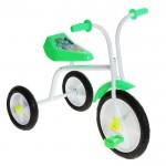 Велосипед 3-х колесный Малыш 01ПН зеленый 1679449