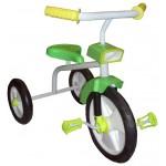 Велосипед 3-х колесный Малыш 01Ф зеленый 1685343
