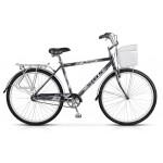 Велосипед 28 Stels Navigator черный 1391647