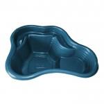 Пруд садовый пластиковый 150л. синий 2152358