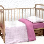 Постельное белье 1,5 сп. Этелька Розовая колыбельная поплин 2054093