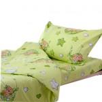 Постельное белье Гамачки цвет зеленый 1385150
