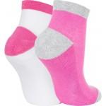 Носки для девочки S-211 розовый р.12-14  2278463