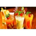 Салфетка сервировочная ПВХ 26*41см Напитки