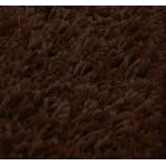 Ковер 1*2 Витебск (шегги) sh/49о шоколад овал