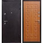 Дверь мет. Стандарт (860L) левая Золотистый дуб 36-1/