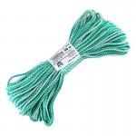 Шнур вязанный 2мм*20м цветной