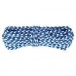 Шнур плетеный д 4мм ,50м