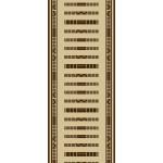 Дорожка 0,8м Витебск sz1465/a2/11 (длина 31,3м)