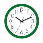 Часы настенные 26,5см пластик П-2Б2,3-012