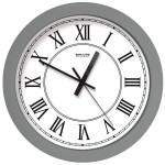 Часы настенные 28,2см пластик П-Б8-013