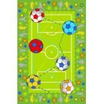Ковер 1*1,5 Футбол 610 /Нева Тафт