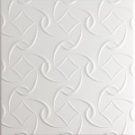 Плитка потолочная 2053 С /белый/ 0,50*0,50м (8шт)
