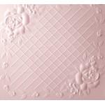 Плитка потолочная 2064 С /агат розовый/ 0,50*0,50м (8шт)