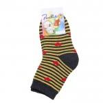 Носки детские махровые ES-9 цвет желтый   1194847